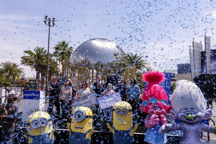 California Marks Reopening with Jackpots and Hollywood Flair