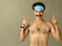 Review: 'Borat Subsequent Moviefilm' Sums Up 2020