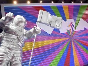 MTV Marks 40th Anniversary with a New 'Moon Person' Design