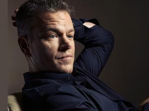 Matt Damon Finally Realizes It's 2021, Vows To Stop Using the 'F-Word'