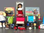 Sand, Catan, Piñatas Lead Toy Hall of Fame Finalists