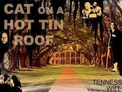 Review: Psych Drama Company Delivers a Gripping 'Cat on a Hot Tin Roof'
